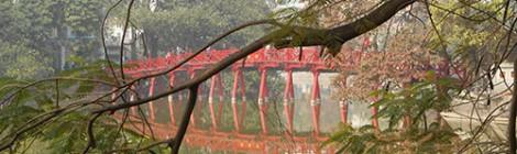 2/1-14 :: Vietnam :: Hanoi :: Jadebergets tempel