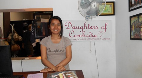 20/1-14 :: Kambodja :: Daughters of Cambodia