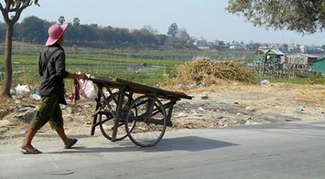 21/1-14 :: Kambodja :: Landsbygden