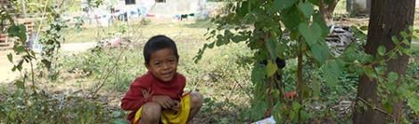 22/1-14 :: Kambodja :: Mekongfloden och Silk Island