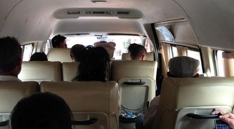 19/1-14 :: Kambodja :: Helvetesresan till Phnom Penh